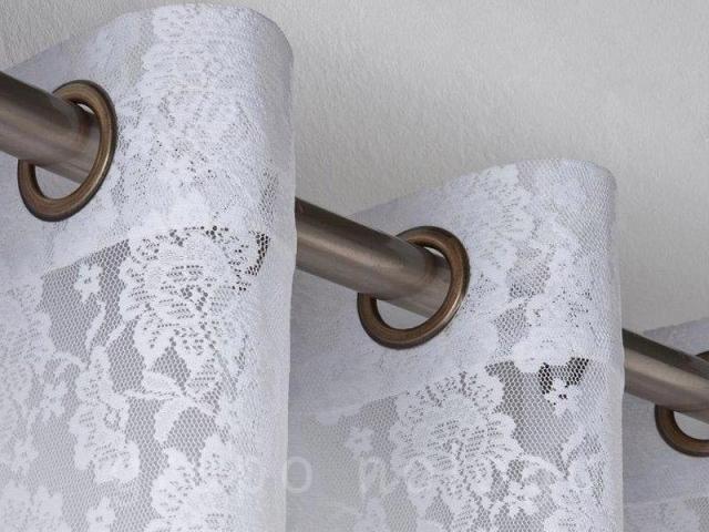 Cortinas tradicionales proporcionan calidad armon a y - Cortinas con ollaos ...
