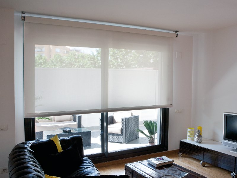 cortinas enrollables Manresa